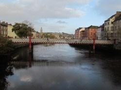 Cork - Sur les bords de la rivière Lee