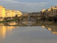 Florence - Pont sainte Trinité et vieu pont