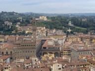 Florence - Vu sur Florence depuis la coupole