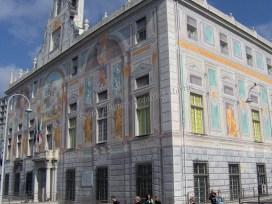 Gênes - Palazzo San Giorgio