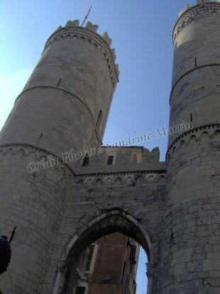 Gênes - Porta Soprana