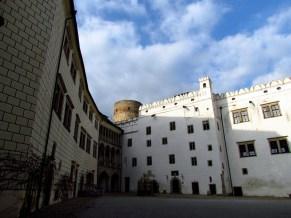 Jindrichuv Hradec - Château 'Jindrichuv Hradec'