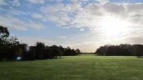 Kilkenny - Jardin du Château de Kilkenny