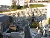 Kyoto - Cimetière