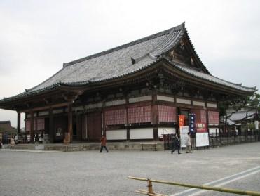 Kyoto - Temple de Toji