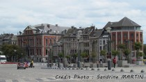 Liège - La Place Saint Lambert