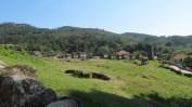 Parc de Geres - Lindoso - Espigueiros ou greniers à grains