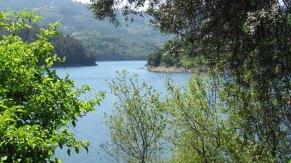 Parc de Geres - Sur la route du Parc de Geres, rivière Caldo