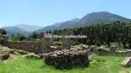 Péloponnèse - Monemvassia - Les ruines du village