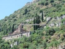 Péloponnèse - Mystras - Les ruines du village