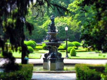Porto - Jardin do Palácio de Cristal