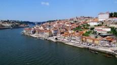 Porto - Porto - Pont Luis I, rivière Douro