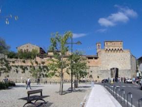 San Gimignano - Porta San Giovani