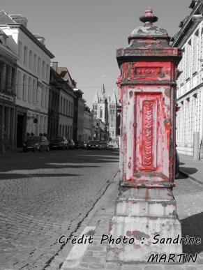 Tournai - Au hasard des rues, la rue Saint-Martin