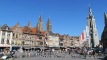 Tournai - La Grand-Place