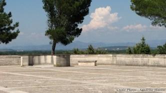 Vaucluse - Avignon - Rocher des Doms, belvédère