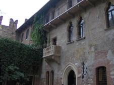 Vérone - Centre - Maison de Juliette