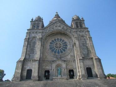 Viana do Castelo - Basilique de Sainte Lucie ou Temple du Sacré Coeur de Jésus