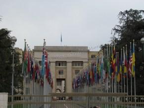 Genêve - Les Nations Unis
