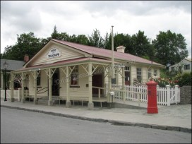 Arrowtown, devenue ville fantôme