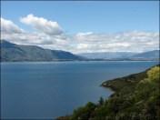 Entre Wanaka et Pukekura - Lake Hawea
