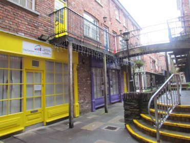 Derry - Au hasard des rues