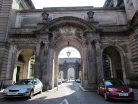Glasgow - Au hasard des rues