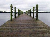 Lough Neagh - Ponton