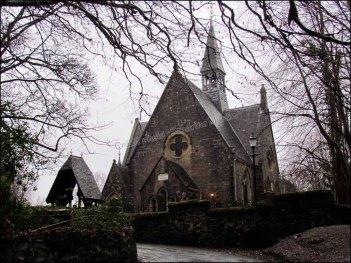 Luss - Parish chruch