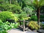 Melbourne - Parc 'Fitzroy Garden'