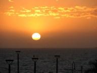 St Kilda beach - Coucher du soleil