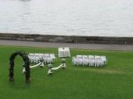 Sydney - Jardin botanique - Mariage