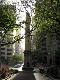Sydney - Obélisque