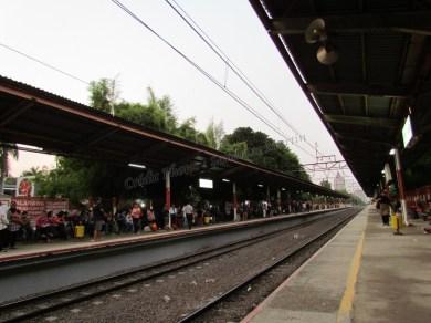Jakarta - Station Duren Kailibata