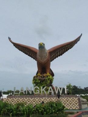 Ile Langkawi - Kuah - Eagle square