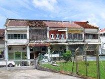 Ile Penang - Georgetown - Au hasard des rues