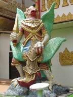 Ile Penang - Georgetown - Temple Dharmikarama Burmese