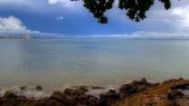 Ile Penang - Georgetown - Vue sur la mer