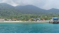 Ile Tioman - Salang beach