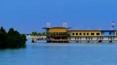 Malacca - Vue sur la baie depuis pont Malacca