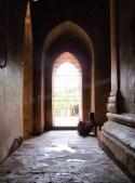 Bagan - Temple 'Hti-Lo-Min-Lo'
