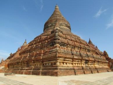 Bagan - Temple 'Mingala-Zedi'