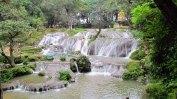 Environs de Pyin Oo Lwin - Chute d'eau 'Pwe Kauk'