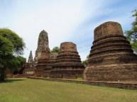 Ayutthaya - Temple 'Wat Phra Ram'