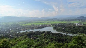 Chiang Raï - Colline 'Buffalo horn hill'