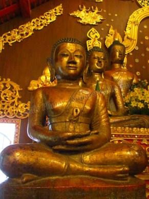 Chiang Rai - Temple 'Wat Phra Kaew'