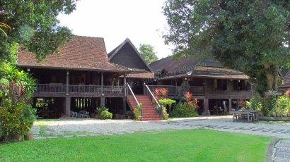 Lampang - Maison en Teck 'Ban Sao Nak'