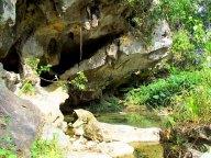 Muang Ngoi Neua - Grotte 'Tham Kang'