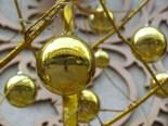 Ho Chi Minh - Au hasard des rues, décoration de noël