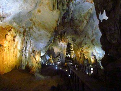 Parc National Phong Nha-Ke Bang - Grotte 'Paradis'